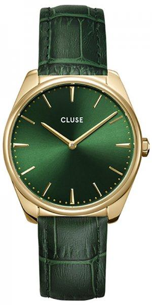 Cluse CW0101212006 Feroce Gold Forest Green Croco