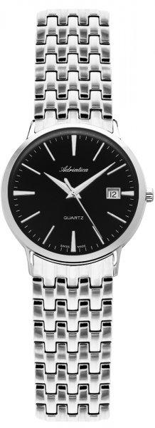 Zegarek damski Adriatica bransoleta A3143.5114Q - duże 3