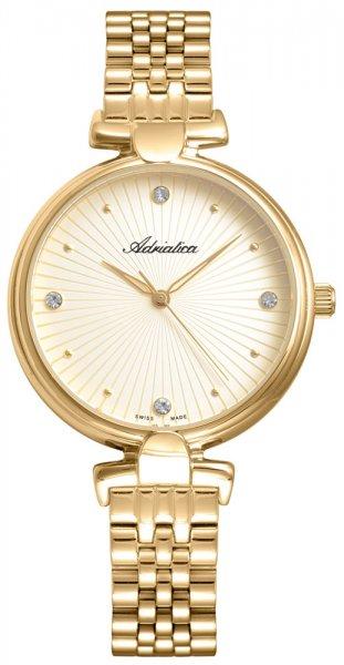 Zegarek Adriatica  A3530.1141Q - duże 1