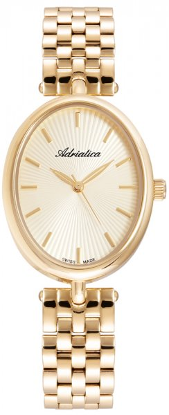 Zegarek damski Adriatica bransoleta A3747.1111Q - duże 1