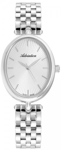 Zegarek damski Adriatica bransoleta A3747.5113Q - duże 1