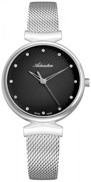 Zegarek damski Adriatica bransoleta A3748.5144Q - duże 1