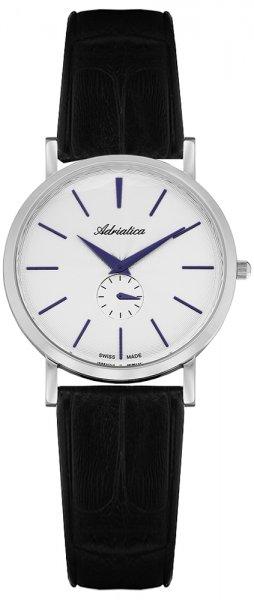 Zegarek damski Adriatica pasek A2113.52B3Q - duże 1