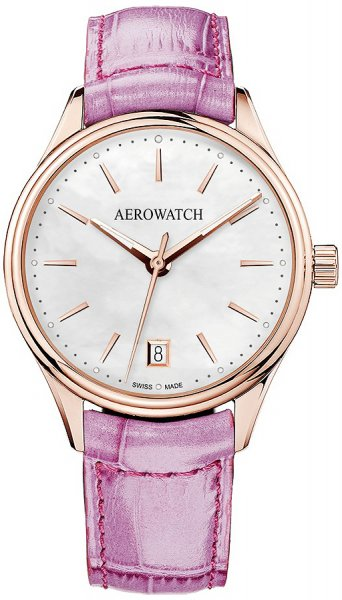 Zegarek Aerowatch 42980-RO03 - duże 1