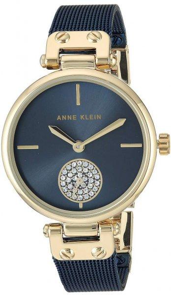 Zegarek Anne Klein AK-3001GPBL - duże 1