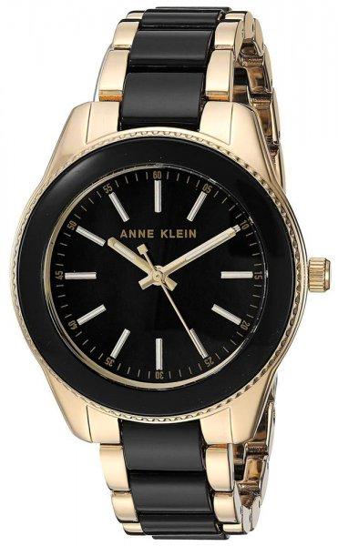 Zegarek Anne Klein AK-3160BKGB - duże 1