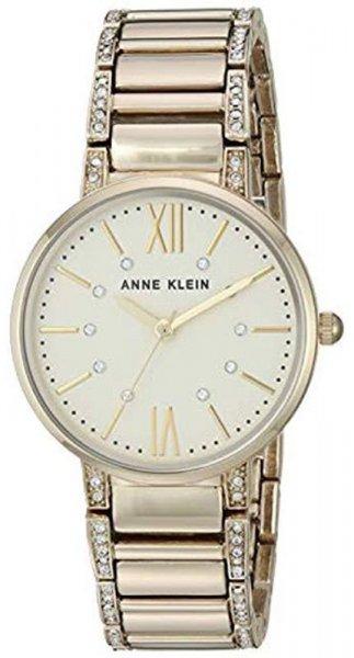 Zegarek Anne Klein AK-3200CHGB - duże 1