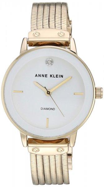 Zegarek damski Anne Klein bransoleta AK-3220WTGB - duże 1