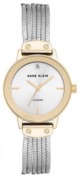 Zegarek Anne Klein AK-3221SVTT - duże 1