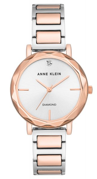 Zegarek Anne Klein  AK-3279SVRT - duże 1