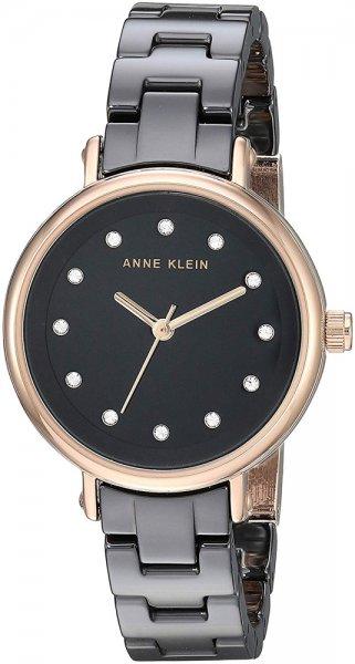 Zegarek Anne Klein  AK-3312BKRG - duże 1