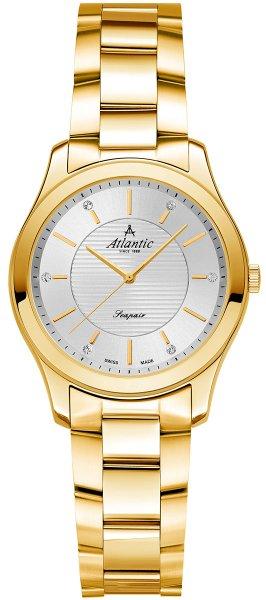 Zegarek damski Atlantic seapair 20335.45.21 - duże 1