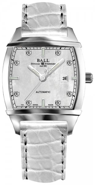 Ball NL1068D-L3J-WH Conductor Transcendent Pearl Diamond