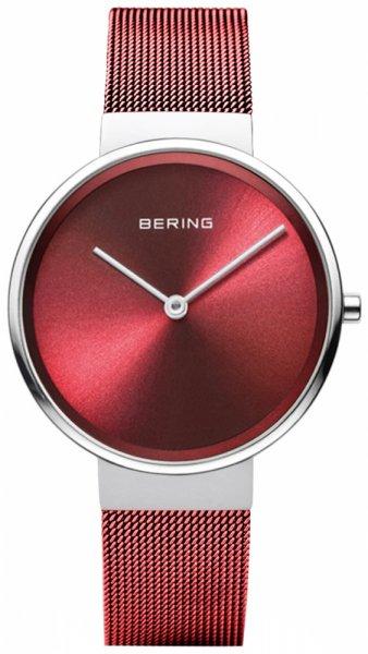 Zegarek damski Bering classic 14531-303 - duże 3
