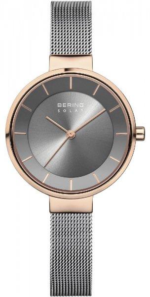 Zegarek damski Bering solar 14631-369 - duże 3