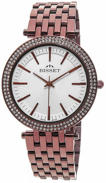 Zegarek Bisset BSBD80VISX03BX - duże 1