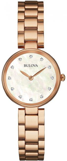 Zegarek Bulova 97S111 - duże 1