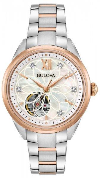 Zegarek Bulova 98P170 - duże 1