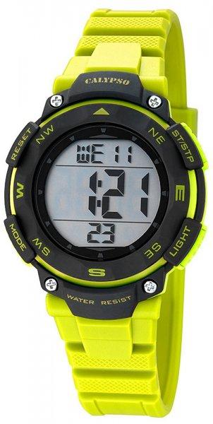 Zegarek damski Calypso digital for women K5669-1 - duże 1