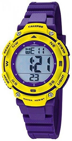 Zegarek damski Calypso digital for women K5669-8 - duże 1