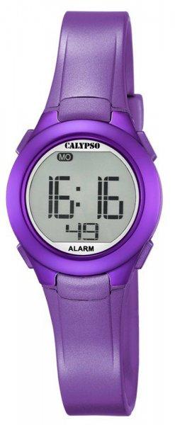 Zegarek damski Calypso digital for women K5677-2 - duże 1