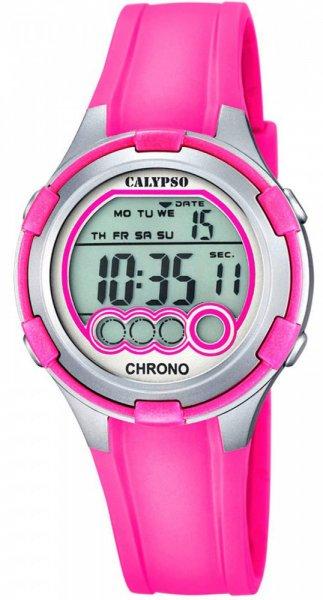 Zegarek damski Calypso digital for women K5692-3 - duże 3