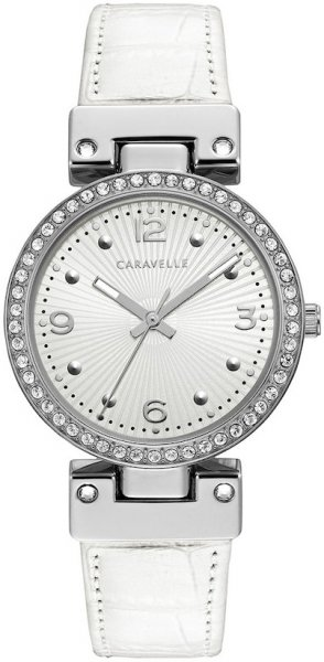 Zegarek Caravelle 43L208 - duże 1