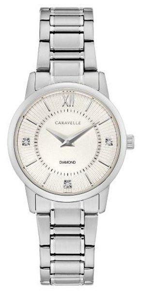 Zegarek Caravelle  43P111 - duże 1
