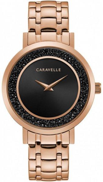 Zegarek Caravelle 44L252 - duże 1