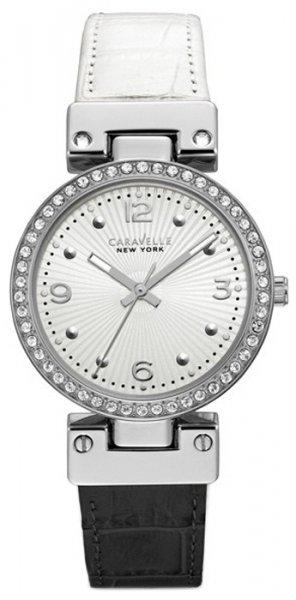 Zegarek Caravelle - damski - duże 3