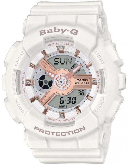 Zegarek Casio Baby-G BA-110RG-7AER - duże 1