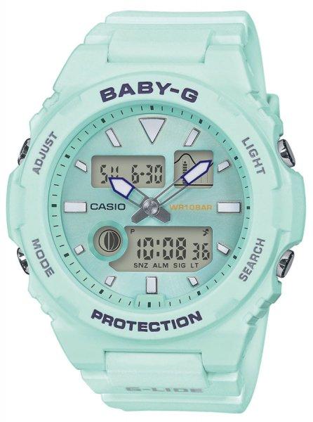 BAX-100-3AER - zegarek damski - duże 3