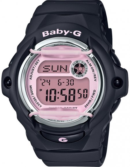 BG-169M-1ER - zegarek damski - duże 3