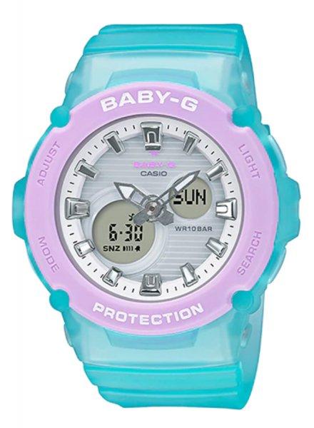 BGA-270-2AER  - zegarek damski - duże 3