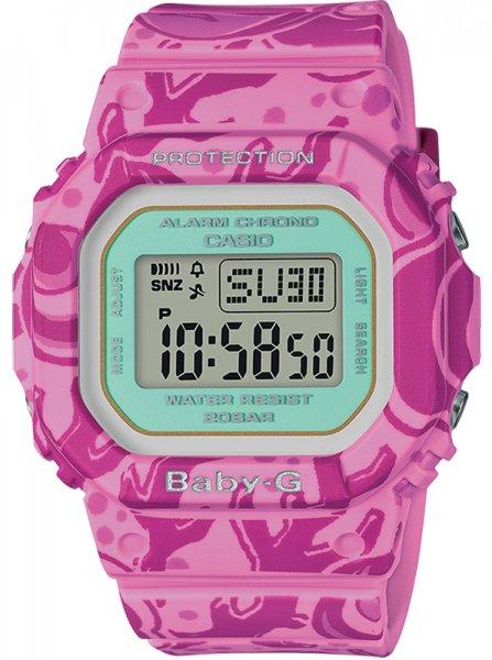 Zegarek Casio Baby-G BGD-560SLG-4DR - duże 1