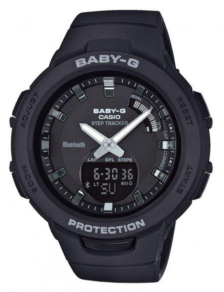 Zegarek Casio BSA-B100-1AER - duże 1
