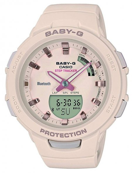Zegarek Casio BSA-B100-4A1ER - duże 1