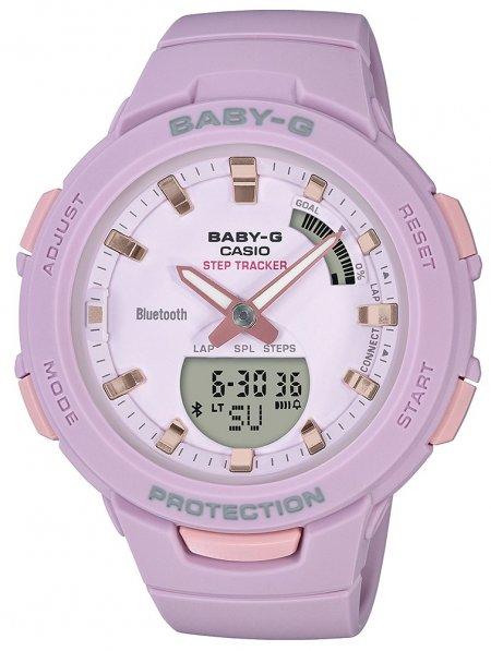 Zegarek Casio BSA-B100-4A2ER - duże 1