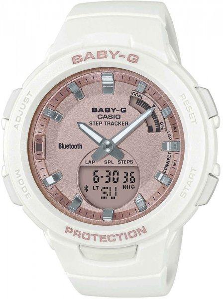 Zegarek Casio Baby-G BSA-B100MF-7AER - duże 1