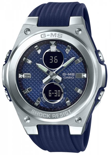 Zegarek Casio MSG-C100-2AER - duże 1