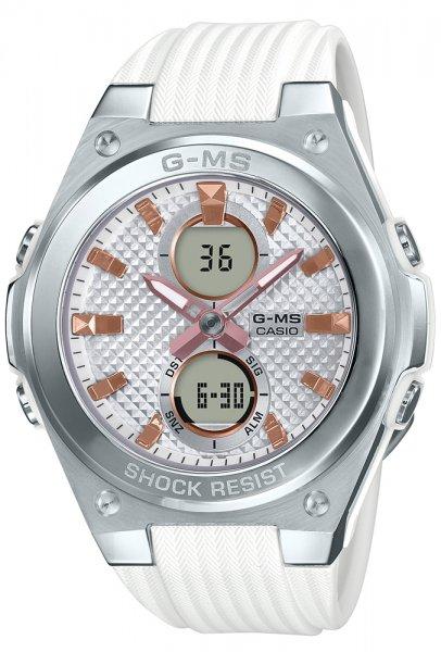 Zegarek Casio Baby-G MSG-C100-7AER - duże 1