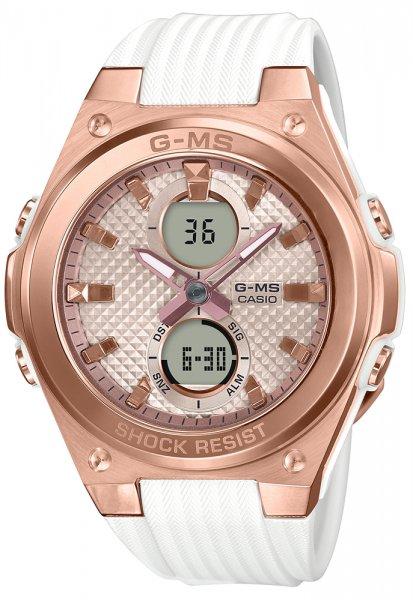 Zegarek damski Casio Baby-G baby-g MSG-C100G-7AER - duże 3