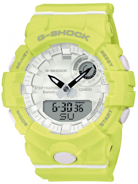 G-Shock GMA-B800-9AER G-SHOCK S-Series S-SERIES STEP TRACKER