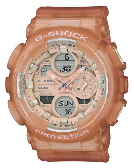 Zegarek damski Casio G-SHOCK g-shock s-series GMA-S140NC-5A1ER - duże 1