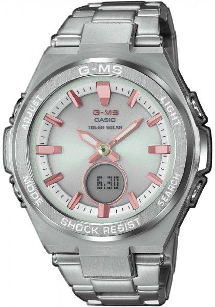 Zegarek Casio Baby-G MSG-S200D-7AER - duże 1