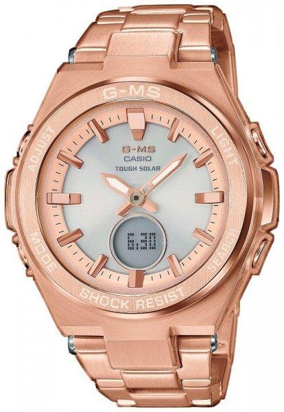 Zegarek Casio Baby-G MSG-S200DG-4AER - duże 1