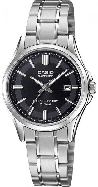 Zegarek Casio LTS-100D-1AVEF - duże 1