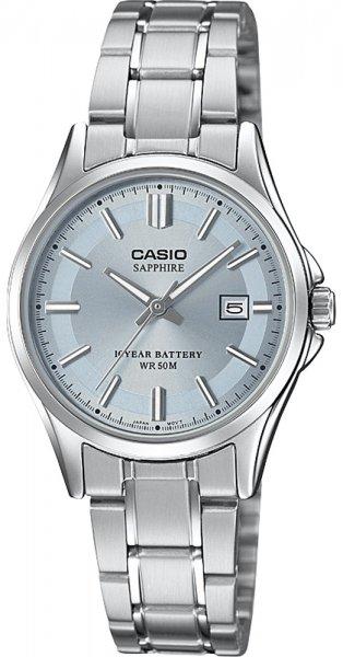Zegarek Casio LTS-100D-2A1VEF - duże 1