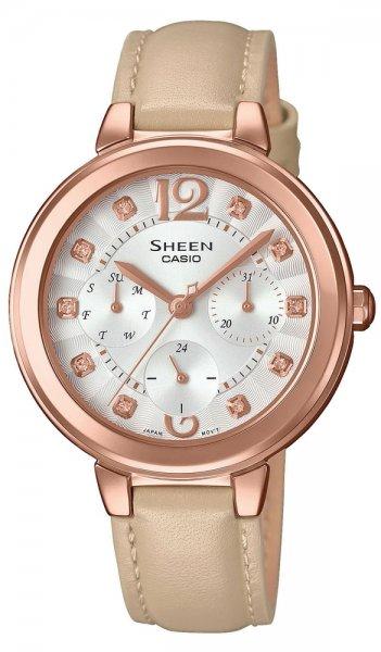 SHE-3048PGL-7BUER - zegarek damski - duże 3
