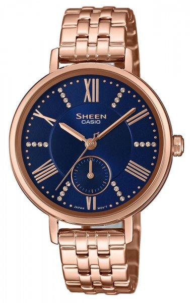 SHE-3066PG-2AUEF - zegarek damski - duże 3